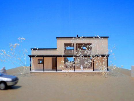 白粉町の住宅 Ⅱ