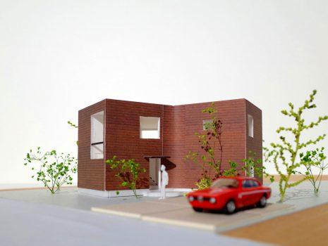 植山の住宅