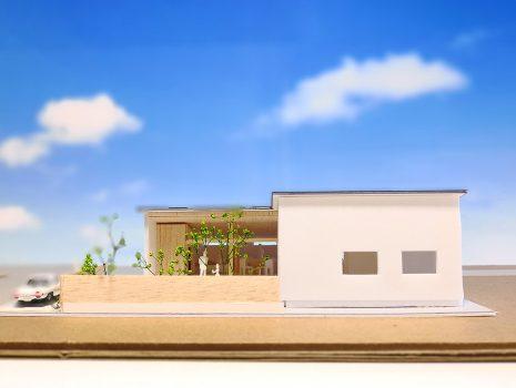 明野の住宅