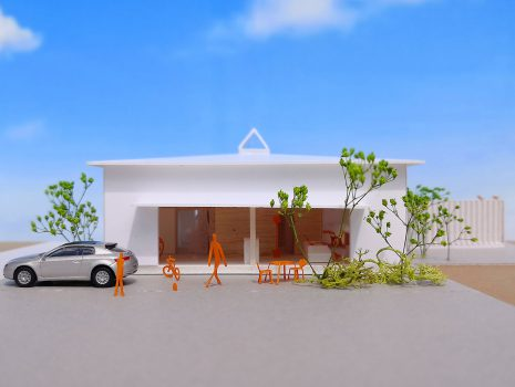 田村の住宅