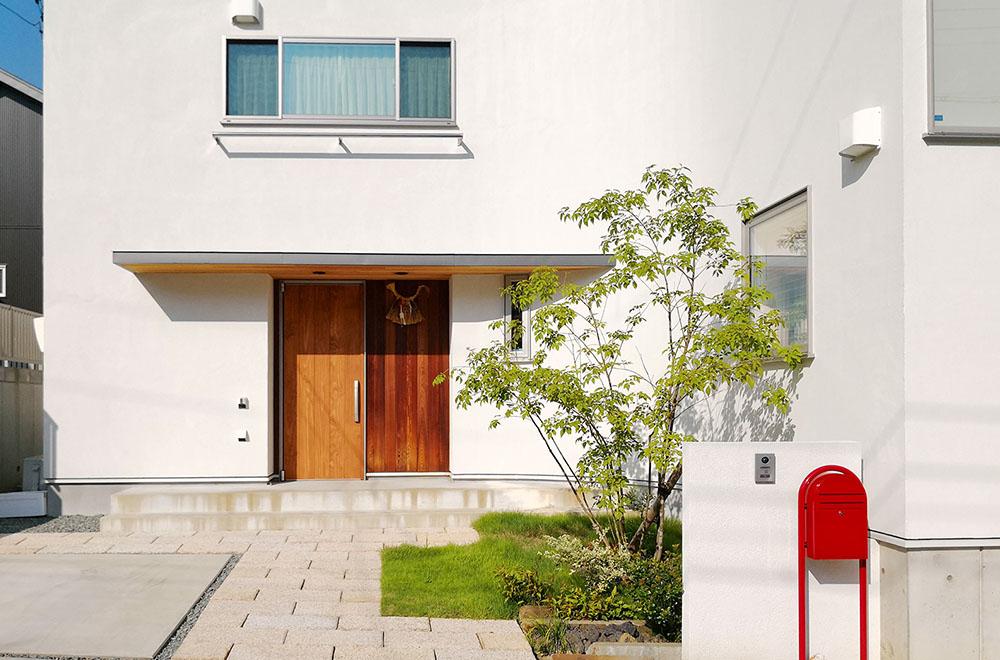 藤里の住宅