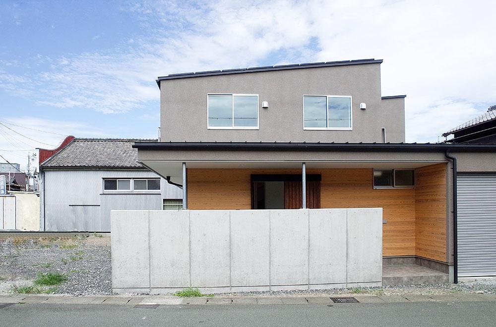 河崎の住宅