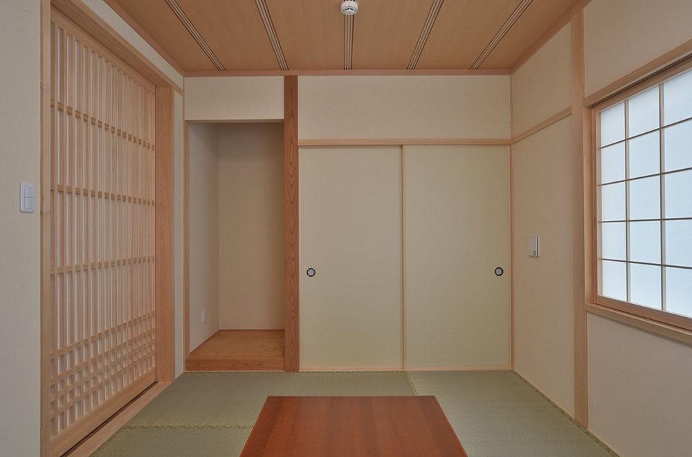 小俣町の家