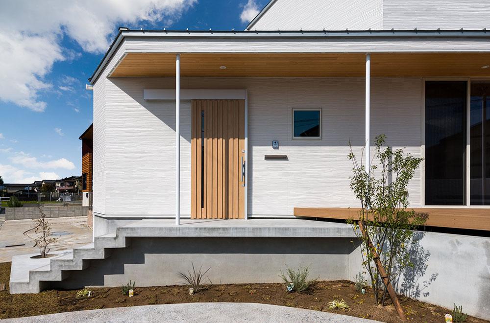 大足の住宅